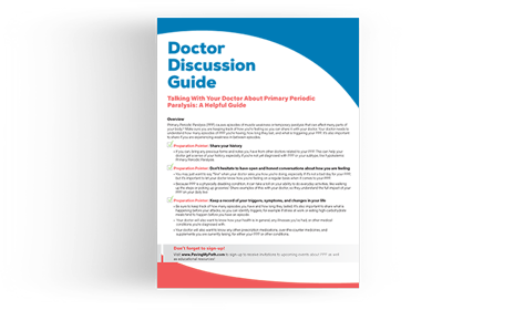 Doctor Discussion Guide Image
